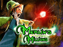 Игровой автомат Merlins Millions