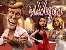 Игровой автомат Mr Vegas