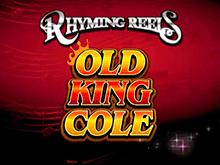 Аппарат на деньги Rhyming Reels – Old King Cole