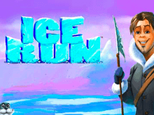 Вулкан бонусы в холодной игре с хорошими призами- Ice Run